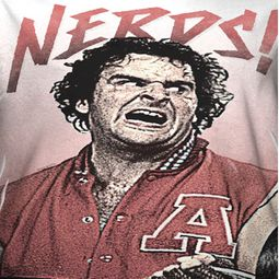 Revenge Of The Nerds Ogre Sublimation Shirts