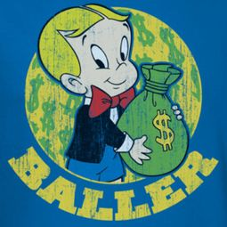 Richie Rich Baller Shirts