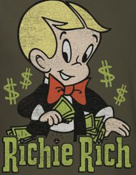 Richie Rich Logo Shirts