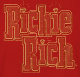 Richie Rich Name Shirts