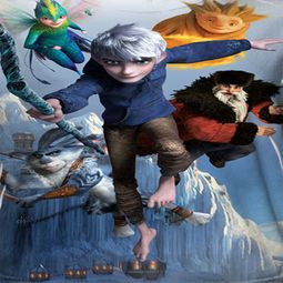 Rise Of The Guardians Together Now Sublimation Shirts