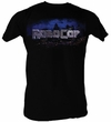 Robocop T-Shirt - You Move Adult Black Tee Shirt