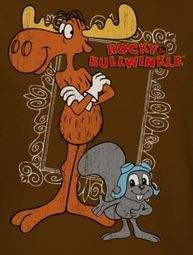 Rocky And Bullwinkle Shirts