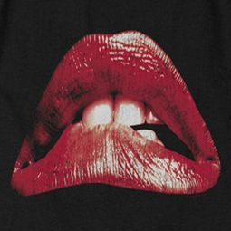 Rocky Horror Picture Show Classic Lips Shirts