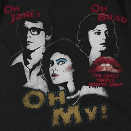 Rocky Horror Picture Show Oh My Shirts