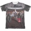Rocky Horror Picture Show Shirt Annual Conventional Poly/Cotton Sublimation Shirt Front/Back Print