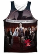Rocky Horror Picture Show Tank Top Annual Conventional Sublimation Tanktop Front/Back Print