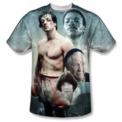 Rocky Montage Sublimation Shirt