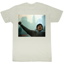 Rocky T-shirt Rocky For the Indie Kids Adult White Tee Shirt