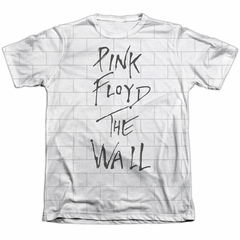 Roger Waters Shirt The Wall Poly/Cotton Sublimation T-Shirt