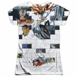 Roger Waters Shirt The Wall Sublimation Juniors T-Shirt Front/Back Print