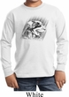 Rottweiler Sketch Kids Long Sleeve Shirt