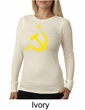 Russian Shirt Hammer and Sickle USSR Ladies Thermal Shirt