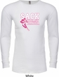 Sack Breast Cancer Long Sleeve Thermal Shirt