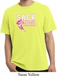 Sack Breast Cancer Pigment Dyed Shirt