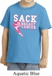 Sack Breast Cancer Toddler Shirt
