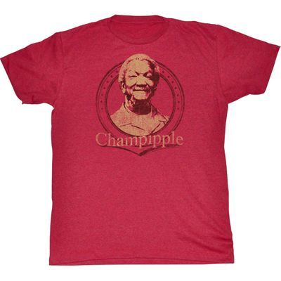 Sanford /& Son Funny TV Show Ugly Goes To The Bone Adult T Shirt REDD FOXX
