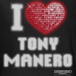Saturday Night Fever I Heart Tony Shirts