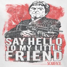 Scarface Little Friend Shirts