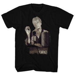 Scarface Shirt City Black T-Shirt
