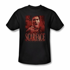 Scarface Shirt Opportunity Adult Black Tee T-Shirt