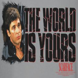 Scarface The World Is Yours Shirts