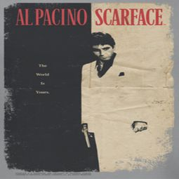 Scarface Vintage Poster Shirts