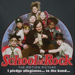 School Of Rock Shirts