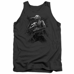 Scott Weiland Tank Top On Stage Charcoal Tanktop