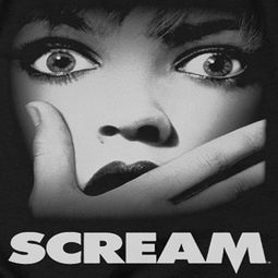 Scream Movie Poster Shirts