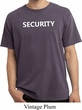 Security Guard Pigment Dyed Shirt