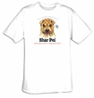 Shar Pei T-shirt - I'm a Proud Owner of a Shar Pei Tee Shirt