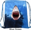 Shark Bag 3D Shark Tie Dye Bag