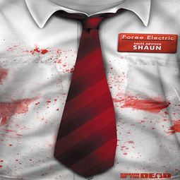 Shaun Of The Dead Bloody Sublimation Shirts