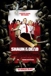 Shaun Of The Dead T-shirts