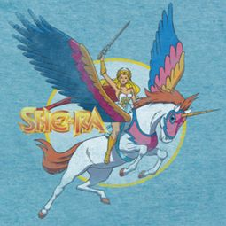 She-Ra And Swiftwind Premium Shirts