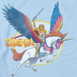 She-Ra And Swiftwind Shirts