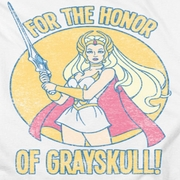 She-Ra Honor Of Grayskull Shirts