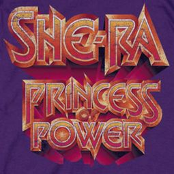 She-Ra Logo 2 Shirts