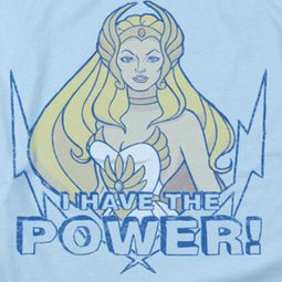 She-Ra Power Shirts