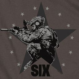 Six Star Shooter Shirts