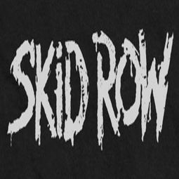 Skid Row Logo Shirts