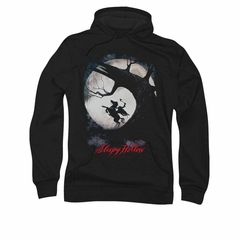 Sleepy Hollow Hoodie Sweatshirt Poster Black Adult Hoody Sweat Shirt