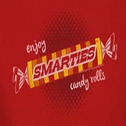 Smarties Enjoy Shirts