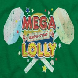 Smarties Mega Lolly Shirts
