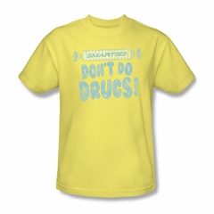 Smarties Shirt Don't Do Drugs Banana T-Shirt