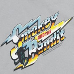 Smokey And The Bandit Logo Shirts