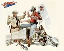 Smokey And The Bandit T-shirts