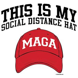 Social Distance Hat Shirts