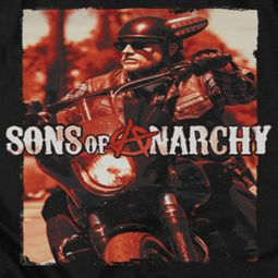 Sons Of Anarchy SOA Code Red Shirts